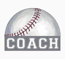 Baseball Coach by ImagineThatNYC