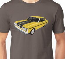 Ford Falcon XY GT - Yellow Unisex T-Shirt