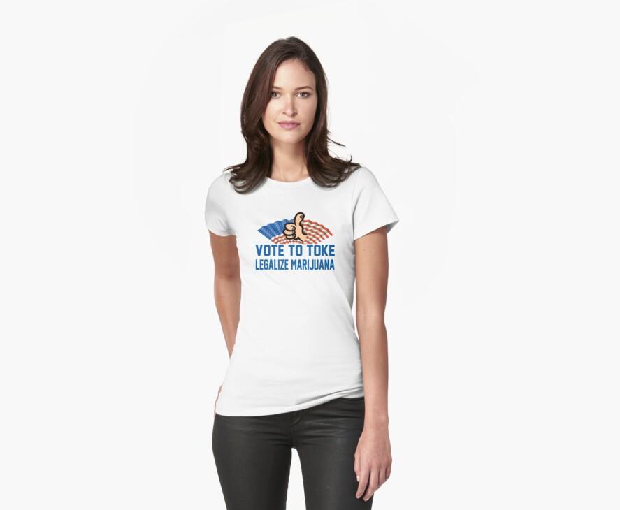 Legalize Cannabis by MarijuanaTshirt