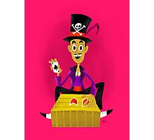 Lil' Dr. Facilier Photographic Print