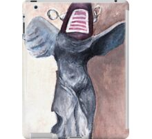 Winged Robot of Victory iPad Case/Skin