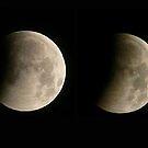 Winter Solstice Lunar Eclipse by Katya Lavorovna