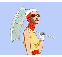 My Umbrella Photographic Print