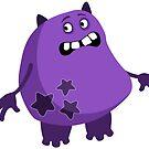 Look out! It's Purplosaurus by Hackers