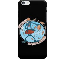 The Pincushion Man iPhone Case/Skin
