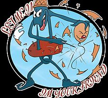 The Pincushion Man by LovelessDGrim