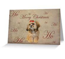Ho, Ho, Ho..... Greeting Card