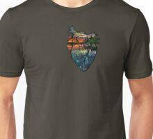Outdoor Heart Unisex T-Shirt