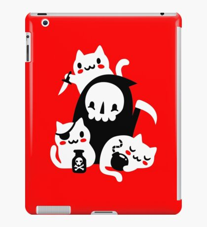 Deaths Little Helpers iPad Case/Skin