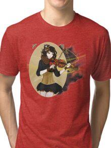 Violin Enamor Tri-blend T-Shirt
