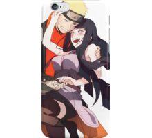 Naruto Gaiden: Naruto x Hinata iPhone Case/Skin
