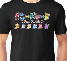 Pony Parade - Logo and Mane 6 Unisex T-Shirt