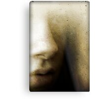 Looking through the Facets Metal Print