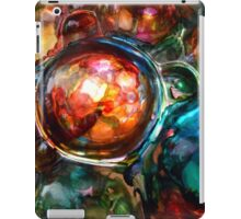Illusions in Ink #1 iPad Case/Skin