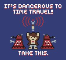Doctor Who 8Bit by pARTick