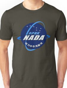 NADA - North Korea Space T-Shirt