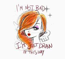 Jessica Rabbit Draw Unisex T-Shirt