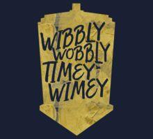 Wibbly Wobbly Timey Wimey by Jayna Hoffacker