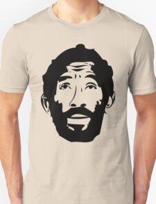 Lee Scratch Perry Reggae Stencil Unisex T-Shirt