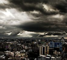 Dhaka: The Mega City Before the Storm by nirjhar