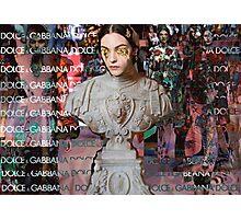Dolce and Gabbana Photographic Print