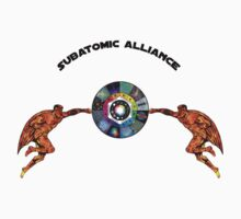 Subatomic alliance by Platypusboy