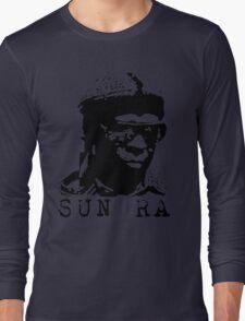 Sun Ra Stencil T-Shirt Long Sleeve T-Shirt