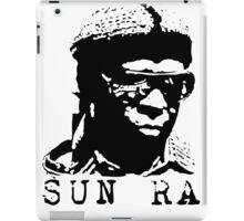 Sun Ra Stencil T-Shirt iPad Case/Skin