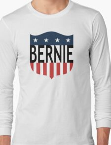 BERNIE stars and stripes Long Sleeve T-Shirt