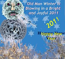 Old Man Winter 2011 by Charldia
