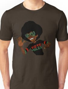 Vote For Miles Davis Jazz Unisex T-Shirt