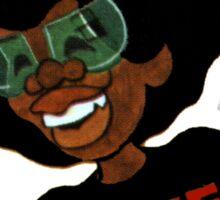 Vote For Miles Davis Jazz Sticker