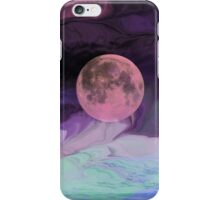 Moon River-  Art + Products Design  iPhone Case/Skin
