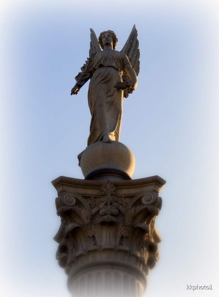 Skyward Angel by kkphoto1