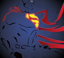 Man of Steel by RyutheDesigner