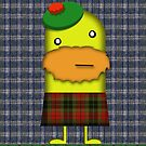 Scot Stereotype by Stewart Cuthbert