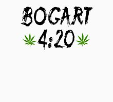 """Bogart 4:20"" Marijuana Womens Fitted T-Shirt"