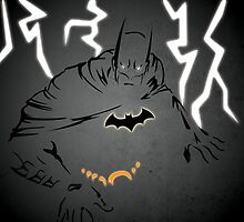 The Dark Knight by RyutheDesigner