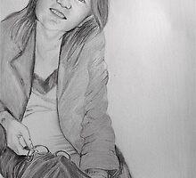 Study in graphite by vickimec
