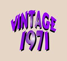 Vintage 1971 Unisex T-Shirt