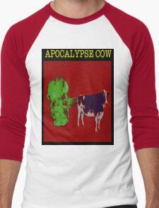 Apocalypse cow backfire Men's Baseball ¾ T-Shirt