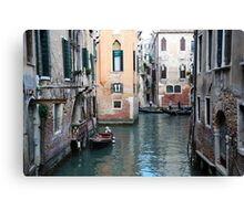 All About Italy. Venice 4 Canvas Print