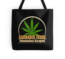 Funny Cannabis Tote Bag
