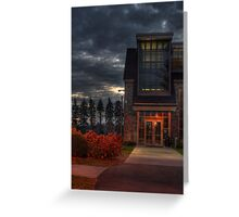 The Entryway (Academic Commons) Greeting Card