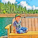 Prescott Arizona Goldwater Lake by HanselASolera