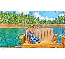 Prescott Arizona Goldwater Lake Photographic Print