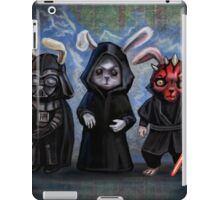 Sith Bunnies- Star Wars Parody iPad Case/Skin
