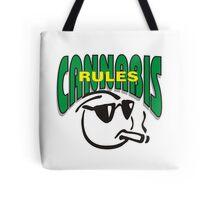 Cannabis Rules Tote Bag
