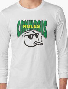 Cannabis Rules T-Shirt