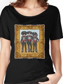 Blink Amigos Women's Relaxed Fit T-Shirt